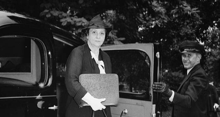 Who Invented The First Car >> Frances Perkins: First Woman Cabinet Member And Architect ...