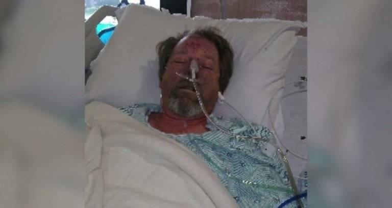Greg Manteufel Hospital Bed