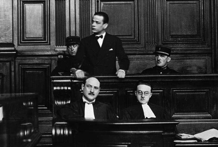 Henri Charrière On Trial