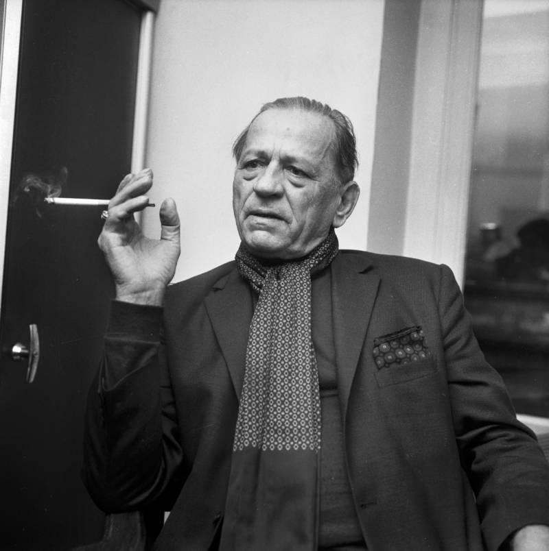 Henri Charrière Portrait