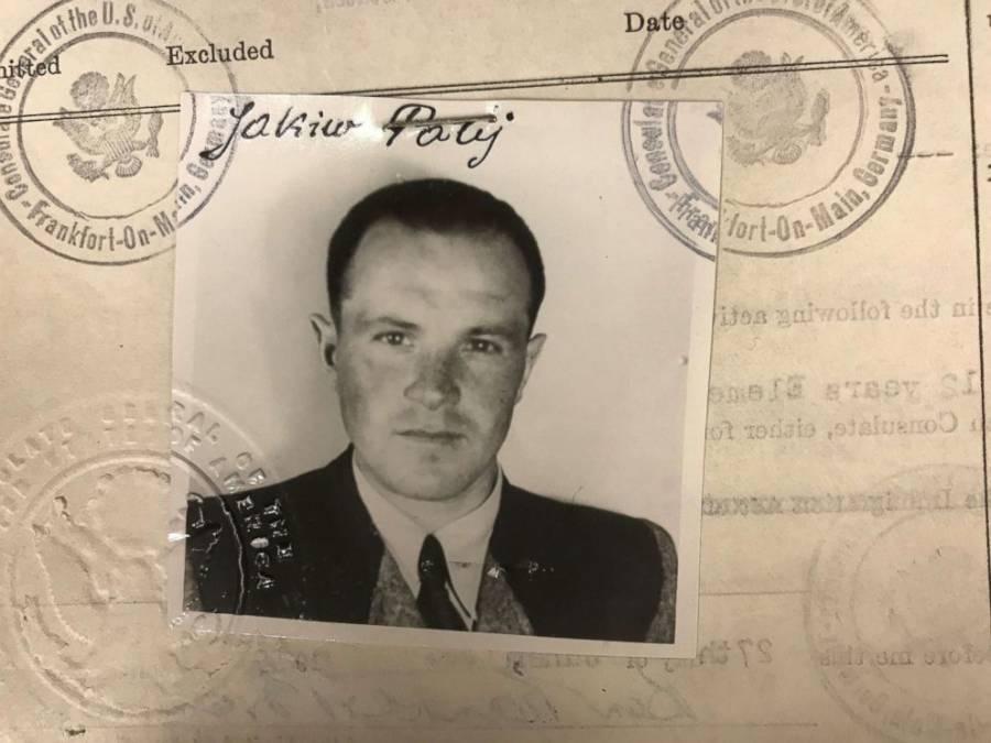 Jakiw Palij 1949