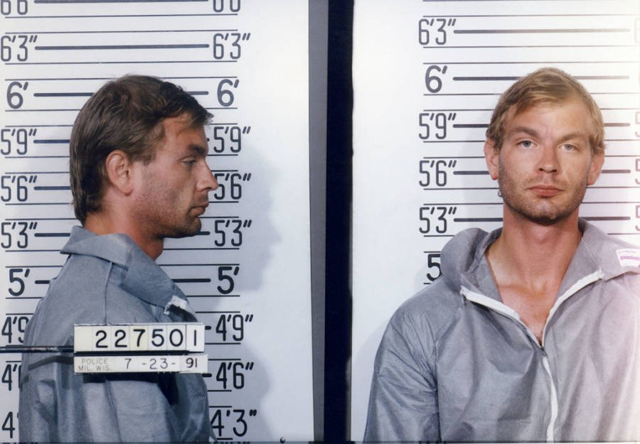 Jeffrey Dahmer Mug Shot