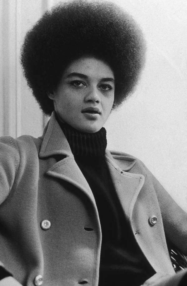 Kathleen Cleaver Portrait