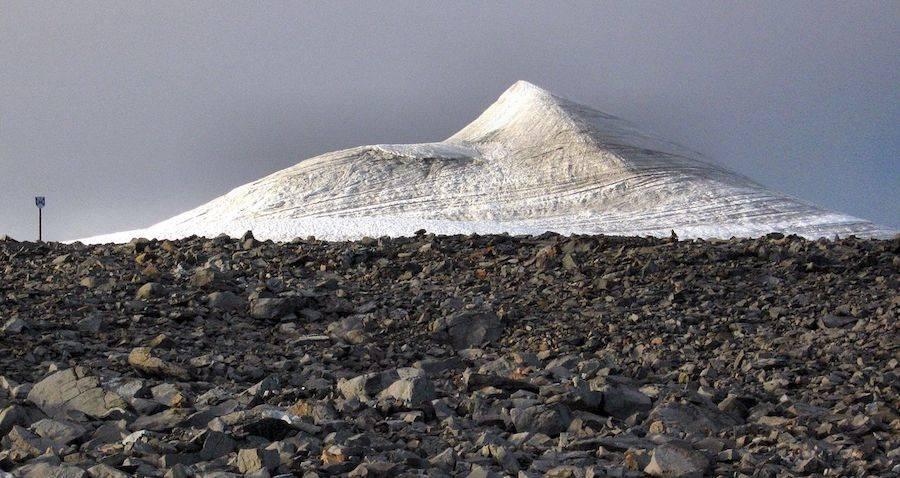 Kebnekaise Glacier