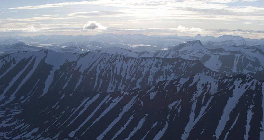 Kebnekaise Peak