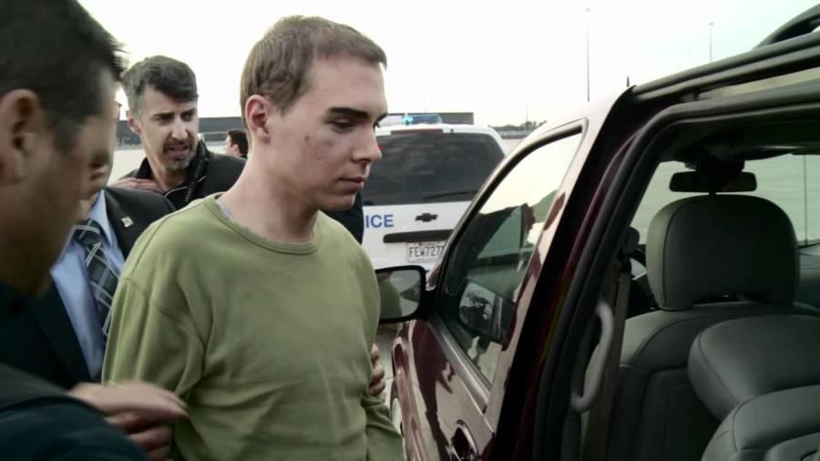 Luka Magnotta Arrest