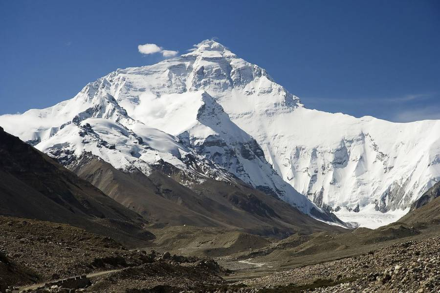 Mount Everest Peak