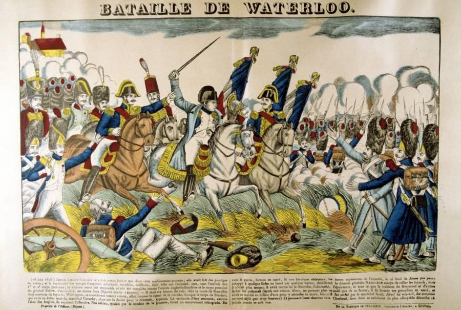 Napoleon Waterloo