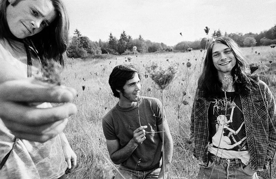 Nirvana Celebrities When They Were Young