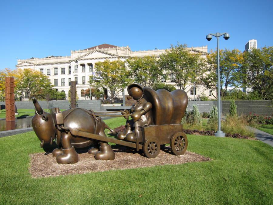 Otterness Wagon
