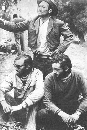Nando Parrado and Roberto Canessa