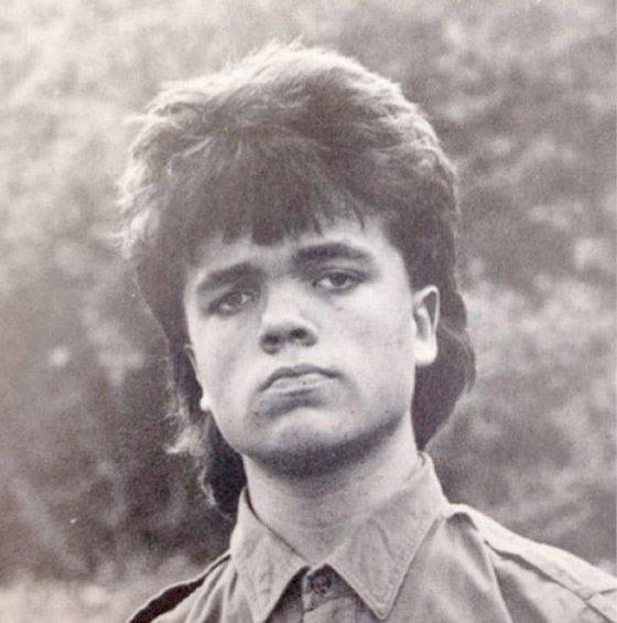 Peter Dinklage In High School