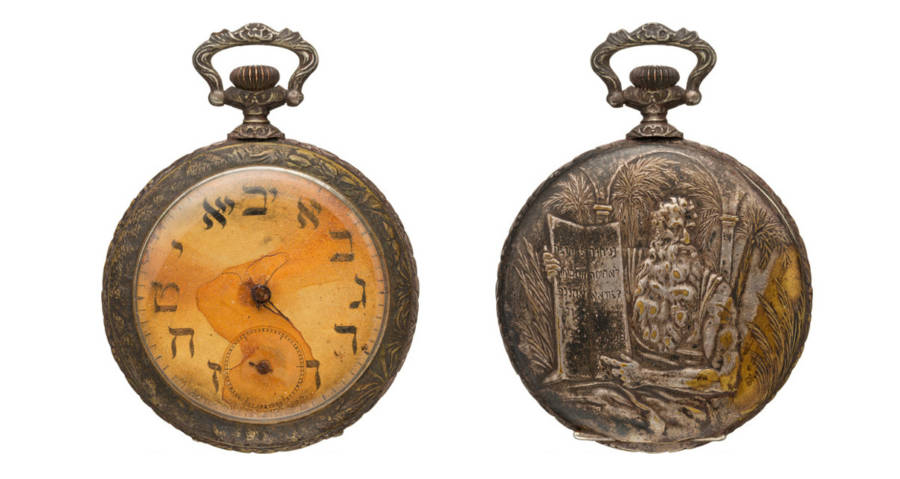 Pocket Watch Titanic