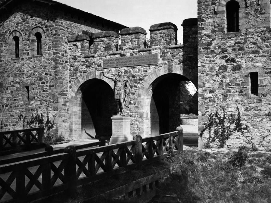 Saalburg Fort