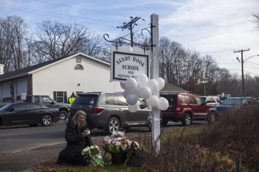 Sandy Hook Mourner