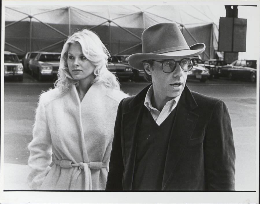 Dorothy Stratten And Peter Bogdanovich