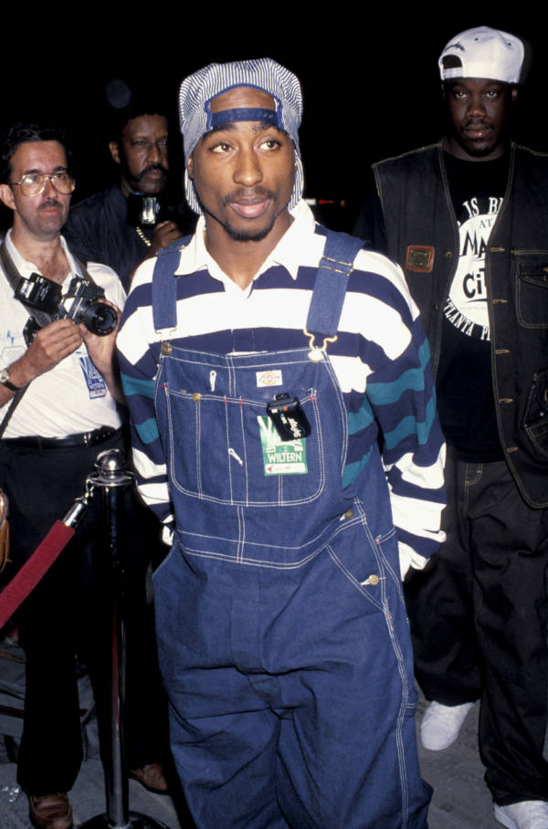 Tupac Overalls