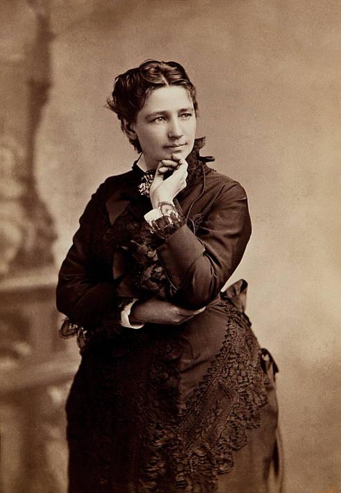 Victoria Woodhull Portrait