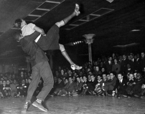 Lindy Hop At The Savoy
