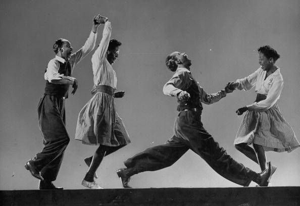 Lindy Hop Steps