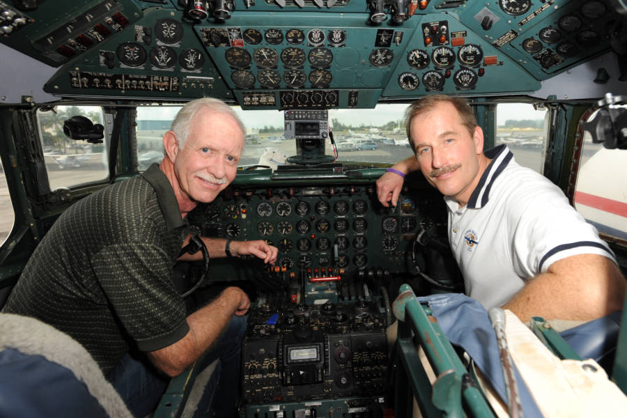 Captain Sullenberger And Jeff Skiles