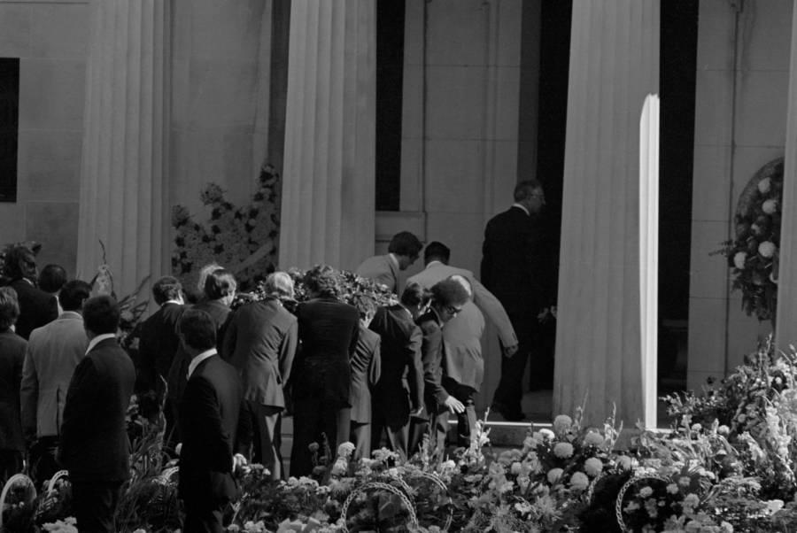 Elvis Presley's Funeral