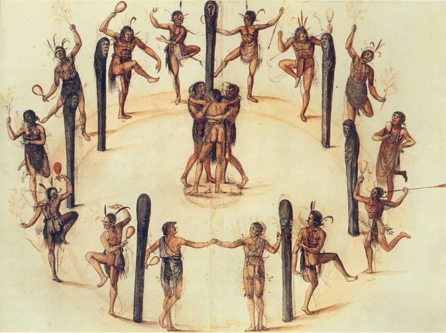 Algonquin Ritual
