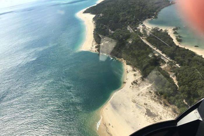 Aussie Beach Sinkhole