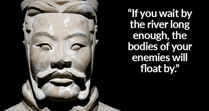 27 Sun Tzu Quotes That Go Way Beyond The Art Of War