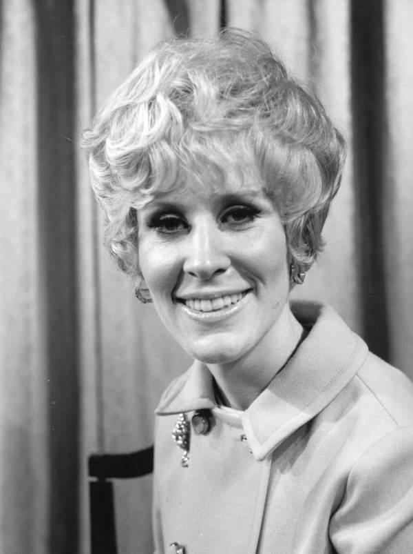 Christina Crawford In 1978