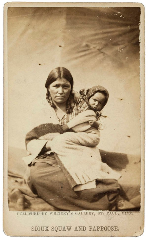 Dakota Woman Child