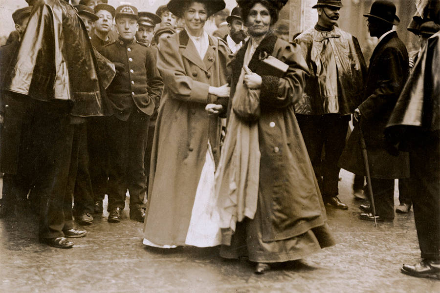 Emmeline Pankhurst's Daughter