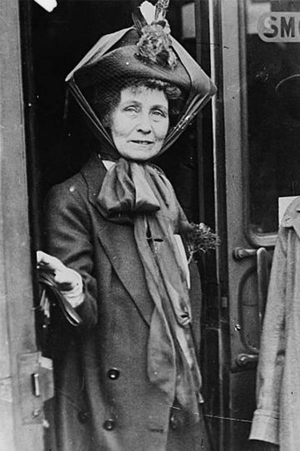 Emmeline Pankhurst Hat