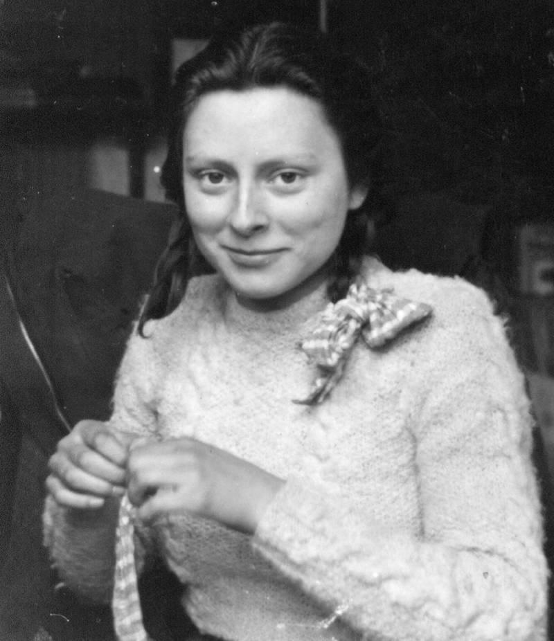 Freddie Oversteegen 1945
