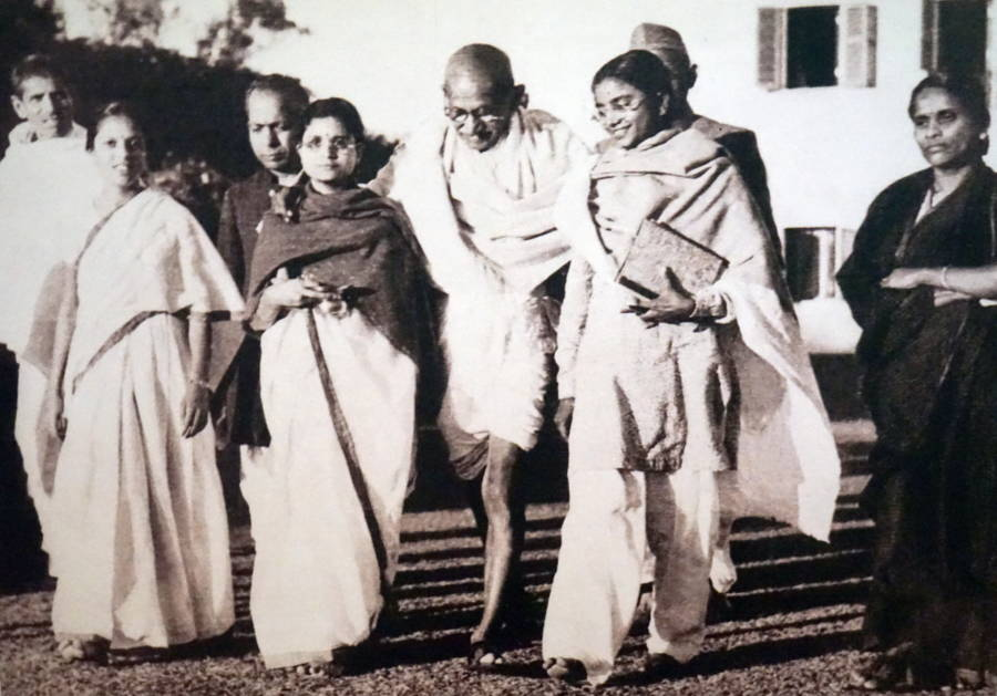 Gandhi Before His Assassination