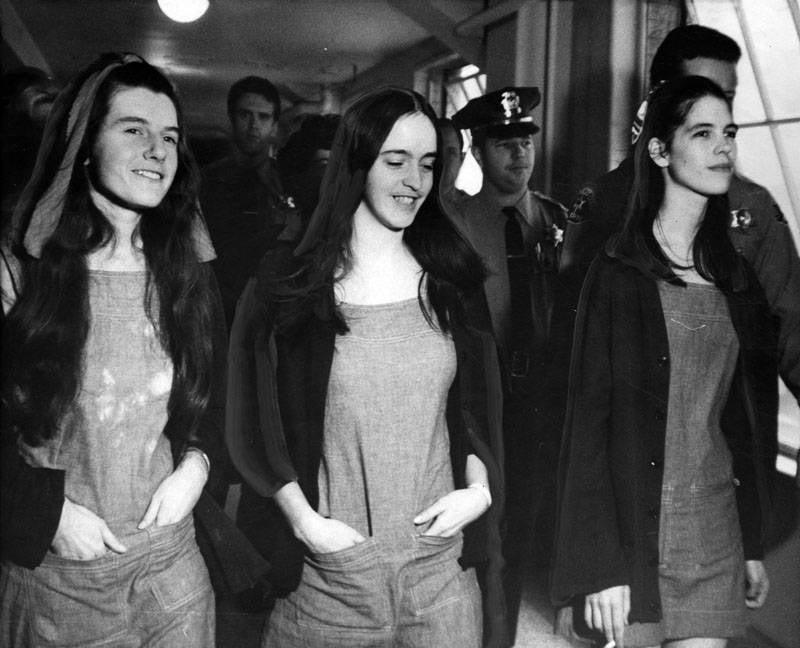 Manson Family Murderers