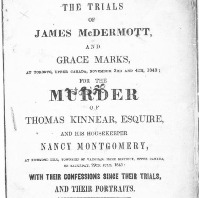 Mcdermott Marks Trial