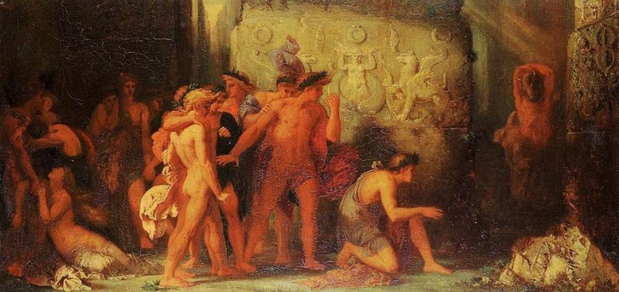 Minotaur Mythological Creatures
