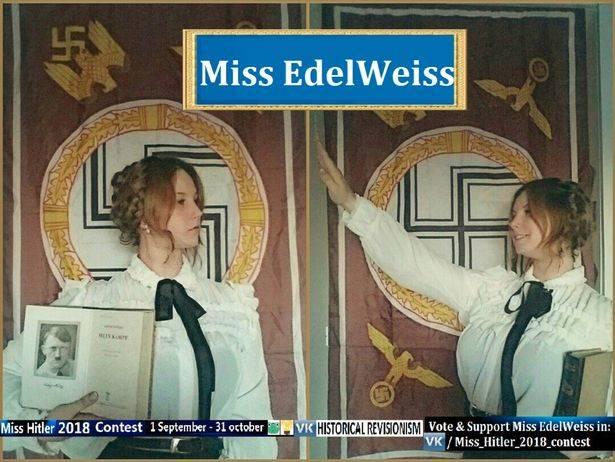 Miss Hitler Participant