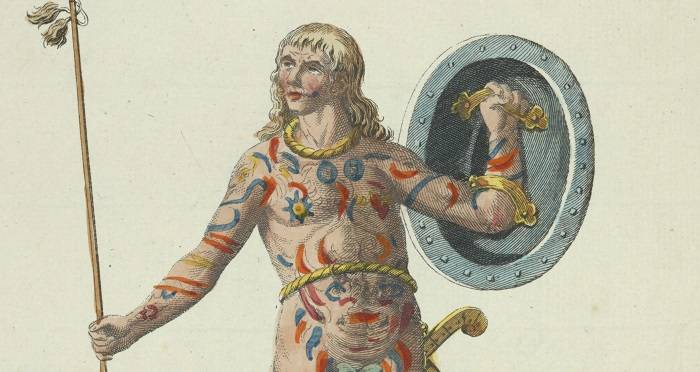 Pict Tribe Of Scotland: The Picts, The Ancient Scottish People Who Held Off The Romans