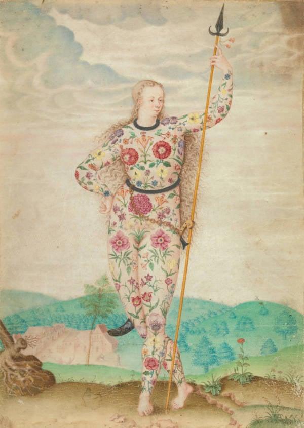 Pict Woman