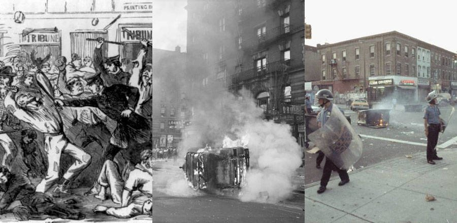 Riots In New York: 8 Moments That Shook The City To Its Core