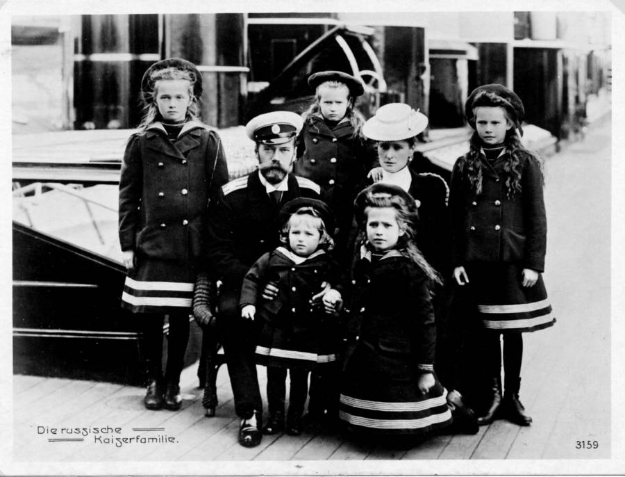 Anastasia Romanov Picture