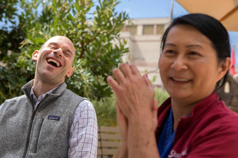Seminatore Wong Smiling