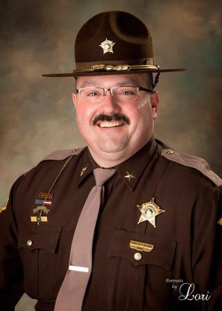 Sheriff Tobe Leazenby