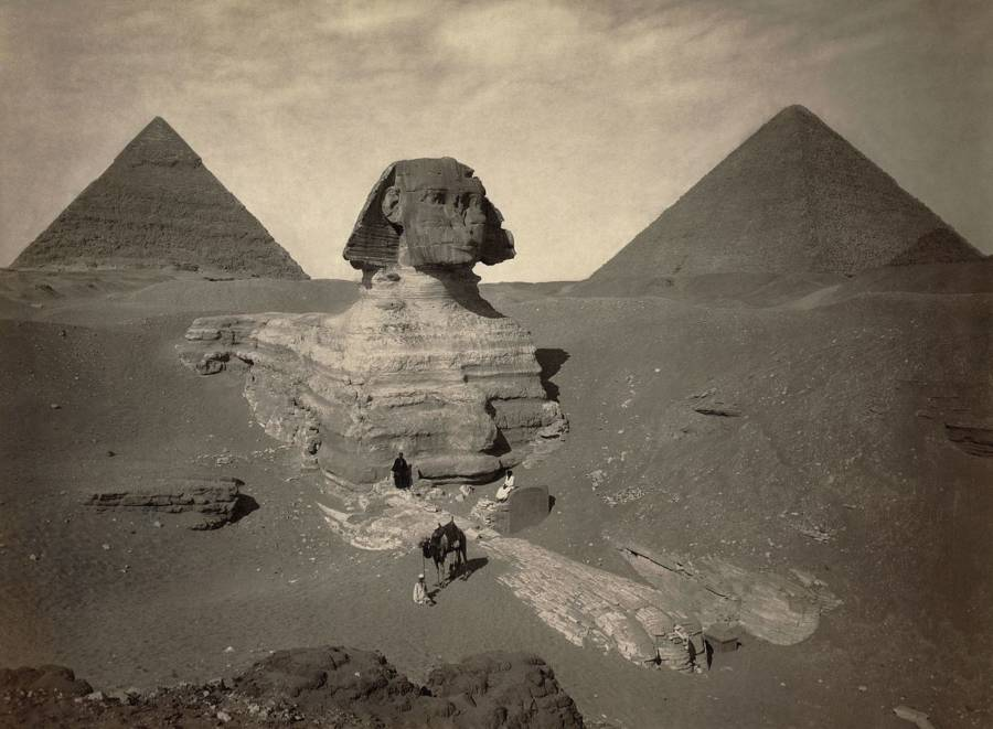 Sphinx Egyptian