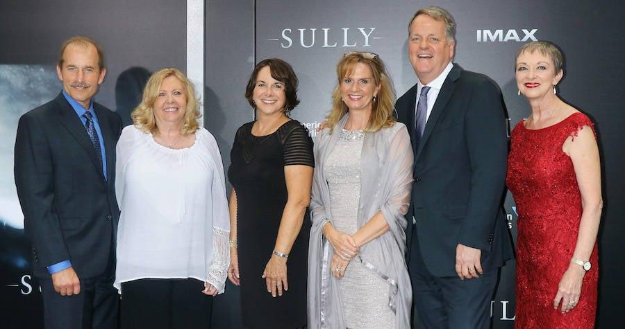 Sully Premiere