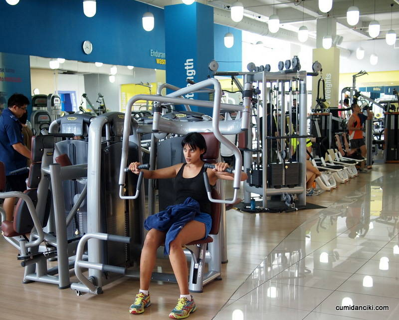 Workout Woman