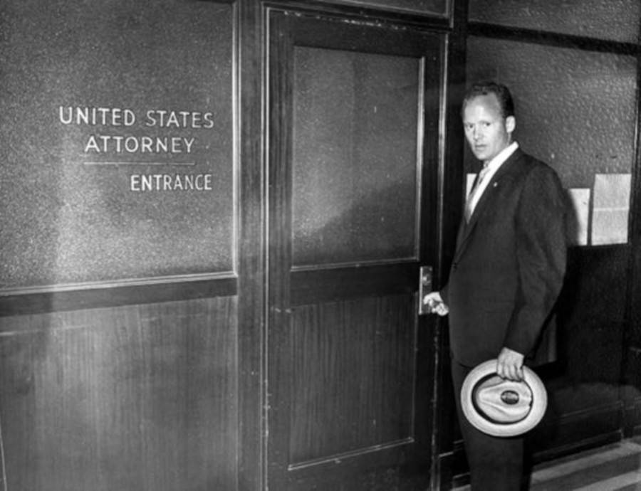 Danny Greene At The US Attorneys Office