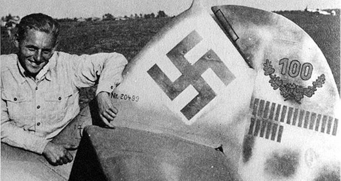 Erich Hartmann: The German World War II Pilot Who Was The Deadliest Flying Ace Of All Time